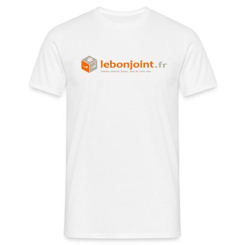 Le bon joint - T-shirt Homme