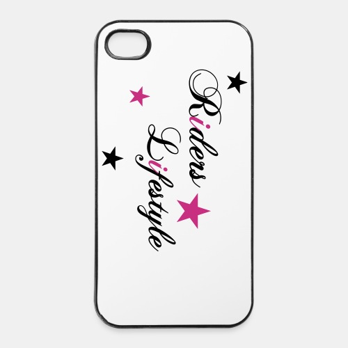 Riders Lifestyle Iphone 4 Cover - iPhone 4/4s Hard Case