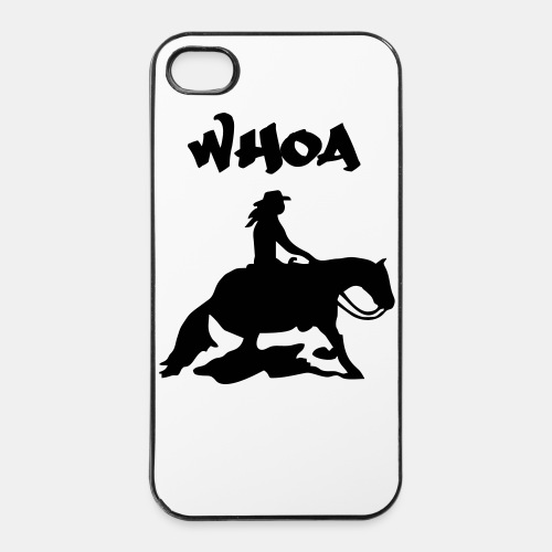 Whoa Iphone 4 Cover - iPhone 4/4s Hard Case