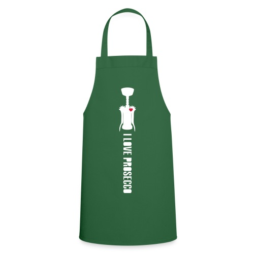 I Love Prosecco - Cooking Apron Corkscrew - Cooking Apron