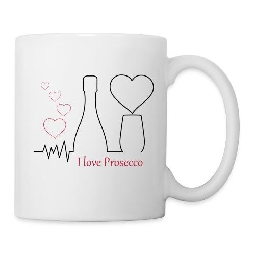 I Love Prosecco - Mug Heartbeat - Mug