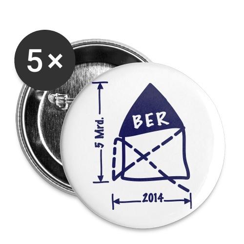 Buttons BER - Buttons klein 25 mm