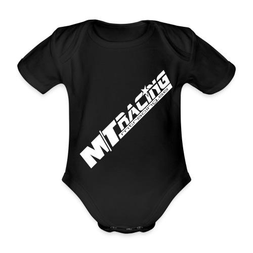 babybody - Ekologisk kortärmad babybody