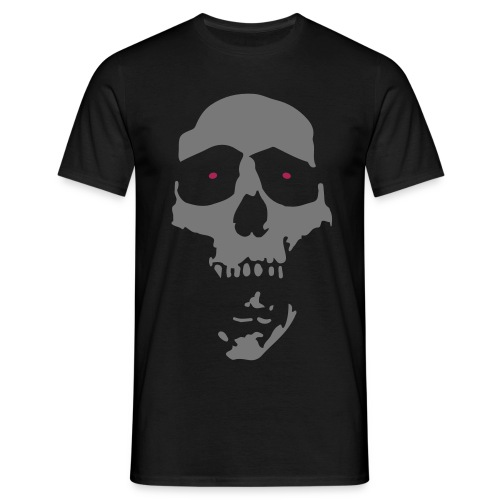 Höllenschädel - Männer T-Shirt