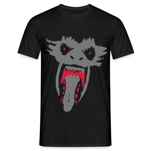 Angry Werewolf - Männer T-Shirt