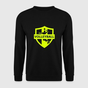 volleyball Hoodies & Sweatshirts - Men's Sweatshirt