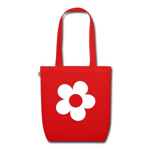 bolsa modelo flor varios colores - Bolsa de tela ecológica