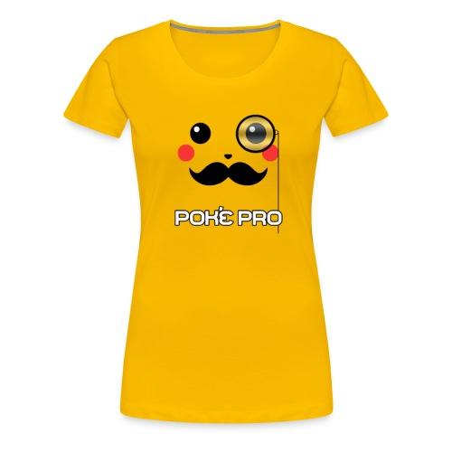 Poke Pro (Women's) - Women's Premium T-Shirt