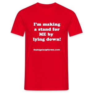 Men's Slogan W T-Shirt - Men's T-Shirt