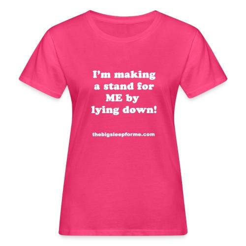 Women's Organic Slogan W T-Shirt - Women's Organic T-Shirt