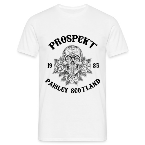 Prospekt - Paisley Scotland - Men's T-Shirt