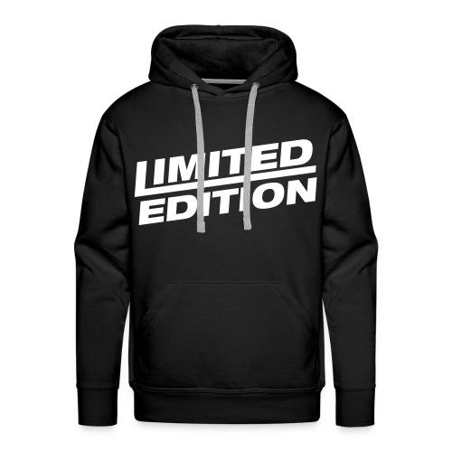 Limited Edition  - Men's Premium Hoodie