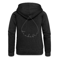 Hoodies & Sweatshirts ~ Women's Premium Hooded Jacket ~ Good cause