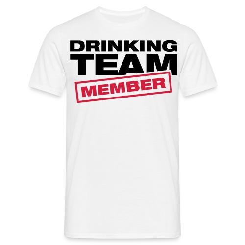 DRINKING - Maglietta da uomo