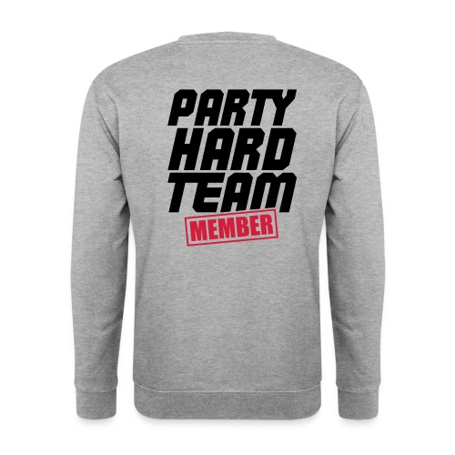 PARTY HARD - Herre sweater