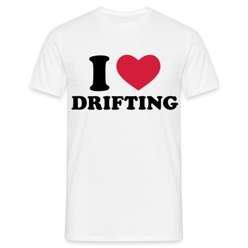 DRIFTING - Maglietta da uomo
