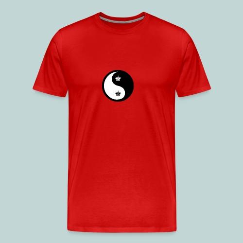 Ying-Yang - Männer Premium T-Shirt