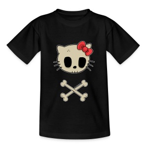 T-shirt enfant Goodbye Kittie - T-shirt Enfant