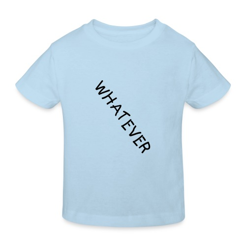 Whatever - Ekologisk T-shirt barn