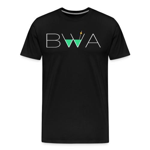 BWA Logo - T-shirt Premium Homme