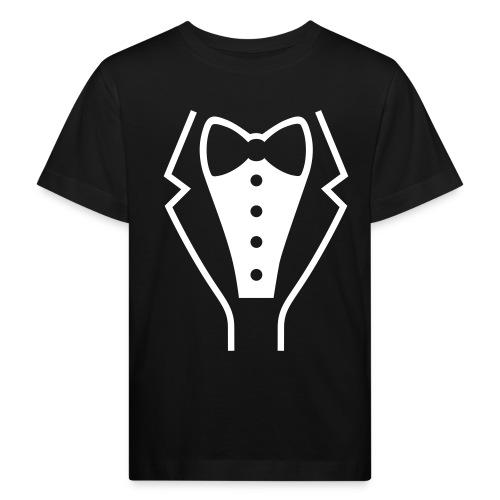 Tuxedo Kid's T-Shirt - Kids' Organic T-Shirt