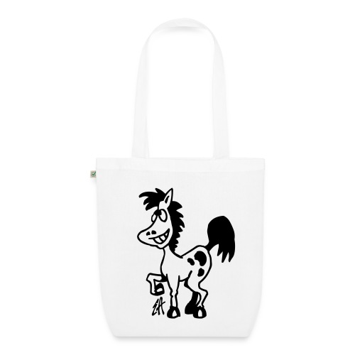 Horse - EarthPositive Tote Bag