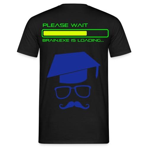 School Shirt - Männer T-Shirt