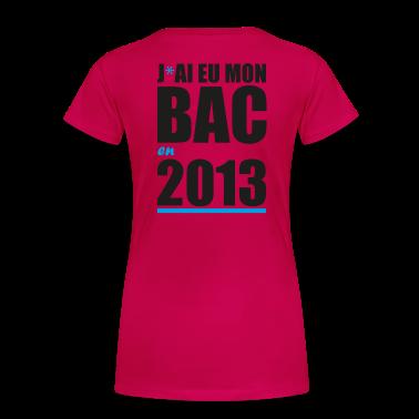 T-Shirt J'ai eu mon bac en 2013