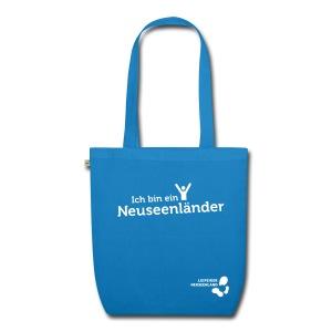 Bio-Stoffbeutel Neuseenländer - Bio-Stoffbeutel