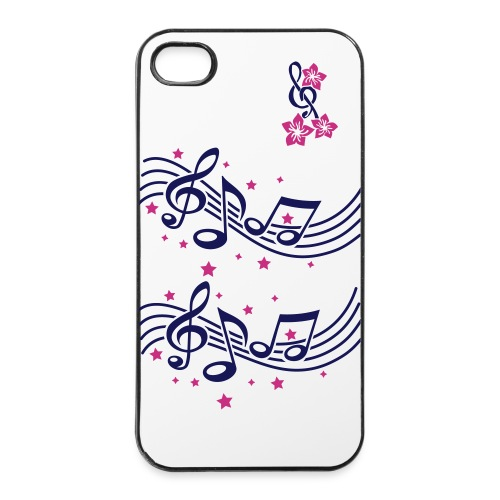 Music lovers - iPhone 4/4s Hard Case