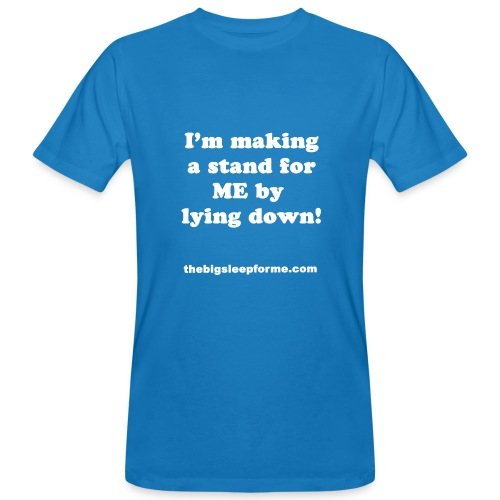 Men's Organic Slogan W T-Shirt - Men's Organic T-Shirt