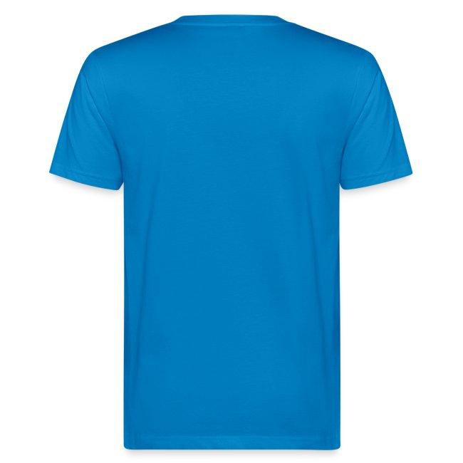 Men's Organic Slogan W T-Shirt