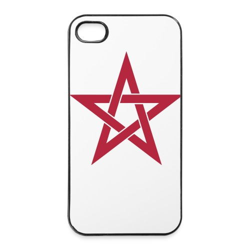 Coque iPhone 4/4S Maroc - Coque rigide iPhone 4/4s