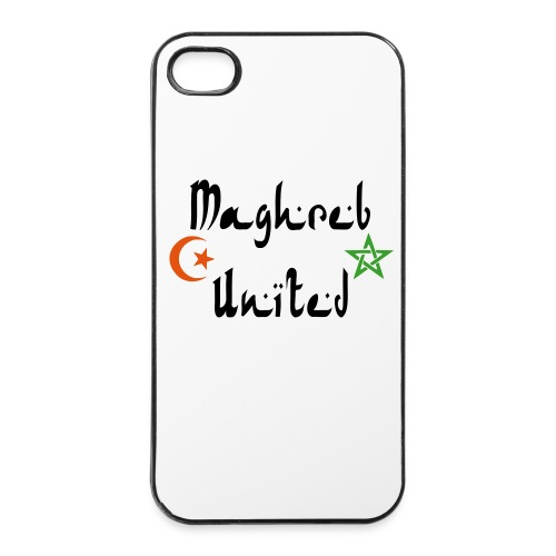 Coque iPhone 4/4S Maghreb United - Coque rigide iPhone 4/4s