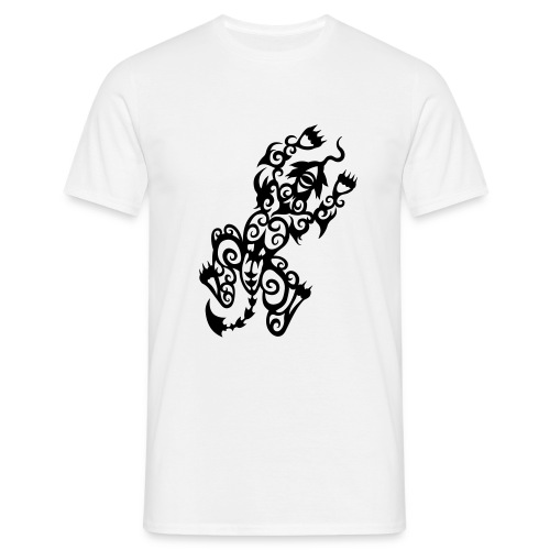 T shirt Tribal - T-shirt Homme