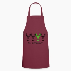 Be different! Deer Nerd Geek 3c  Aprons
