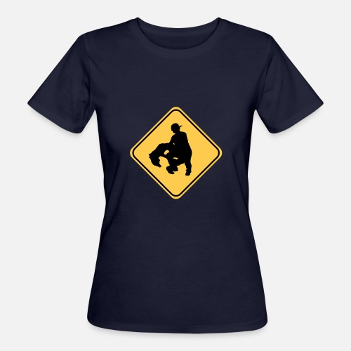 Zouk T-Shirt Women Sign - Frauen Bio-T-Shirt