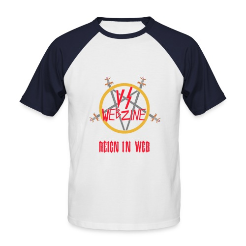 VS SLAYER Base Ball - T-shirt baseball manches courtes Homme