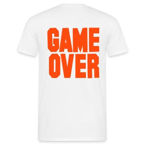 Game Over Shirt - Men's T-Shirt