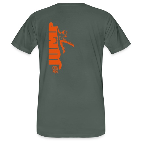 Jump organic - T-shirt bio Homme