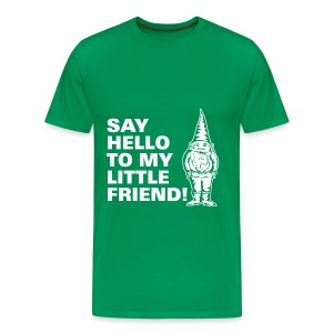 Hello  - Mannen Premium T-shirt