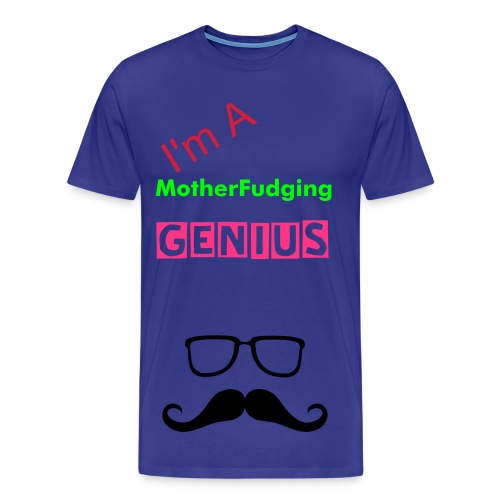 MOTHERFUDGING - Men's Premium T-Shirt