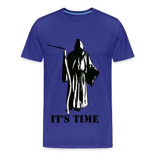 Is time - Men's Premium T-Shirt
