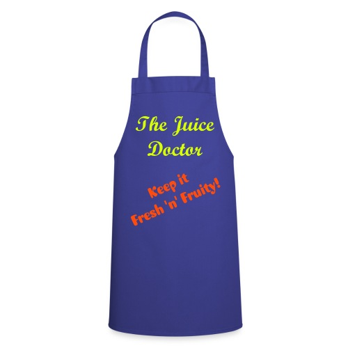 'Juice Doctor' Apron - Cooking Apron
