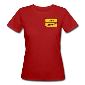 Bald Oma - Frauen Bio-T-Shirt