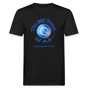 Men's Organic Logo T-Shirt - Men's Organic T-shirt