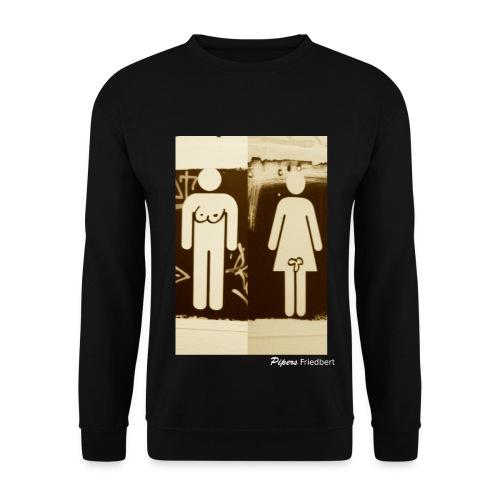 Toilet D Pipers - Männer Pullover