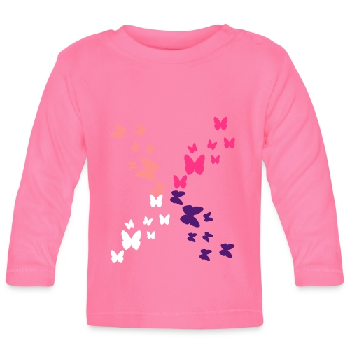Love is given here - Baby Long Sleeve T-Shirt