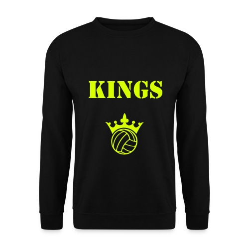 kings volley crewneck - Mannen sweater