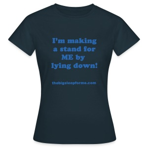 Women's Slogan B T-Shirt - Women's T-Shirt